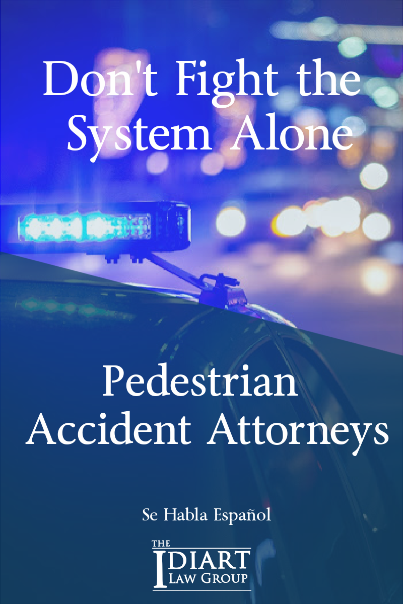 Pedestrian Accident Attorney