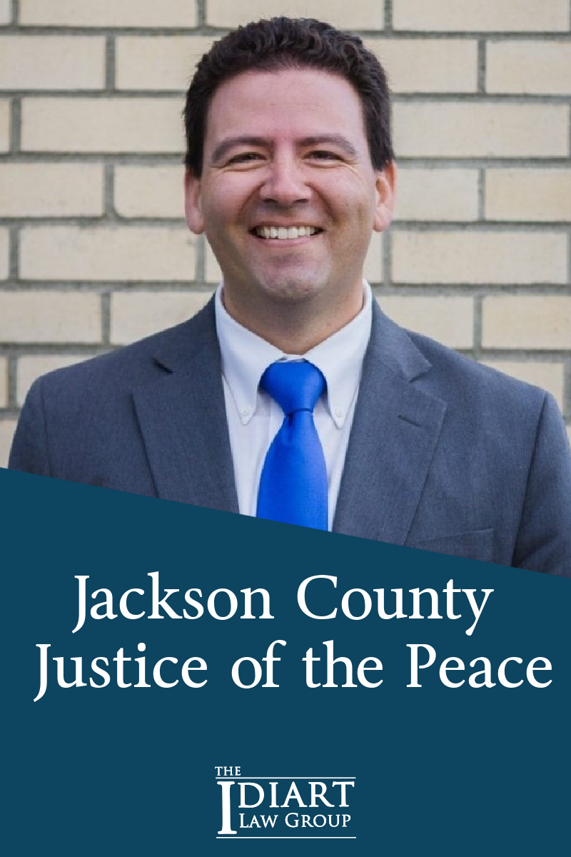Damian Idiart - Justice of the Peace